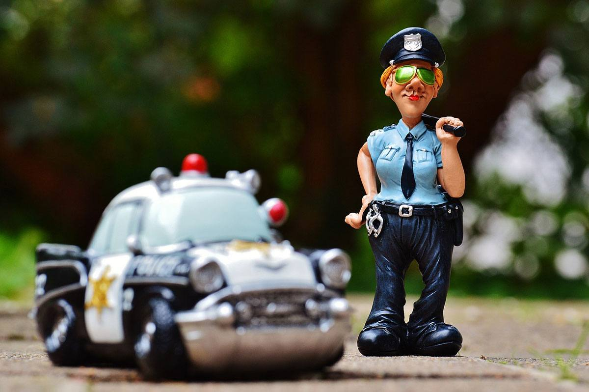 avoid the most common traffic tickets