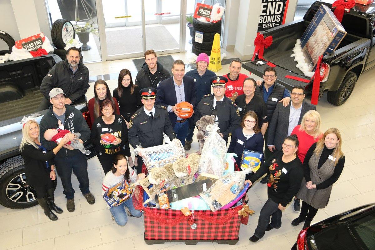 Holiday Heroes York Region