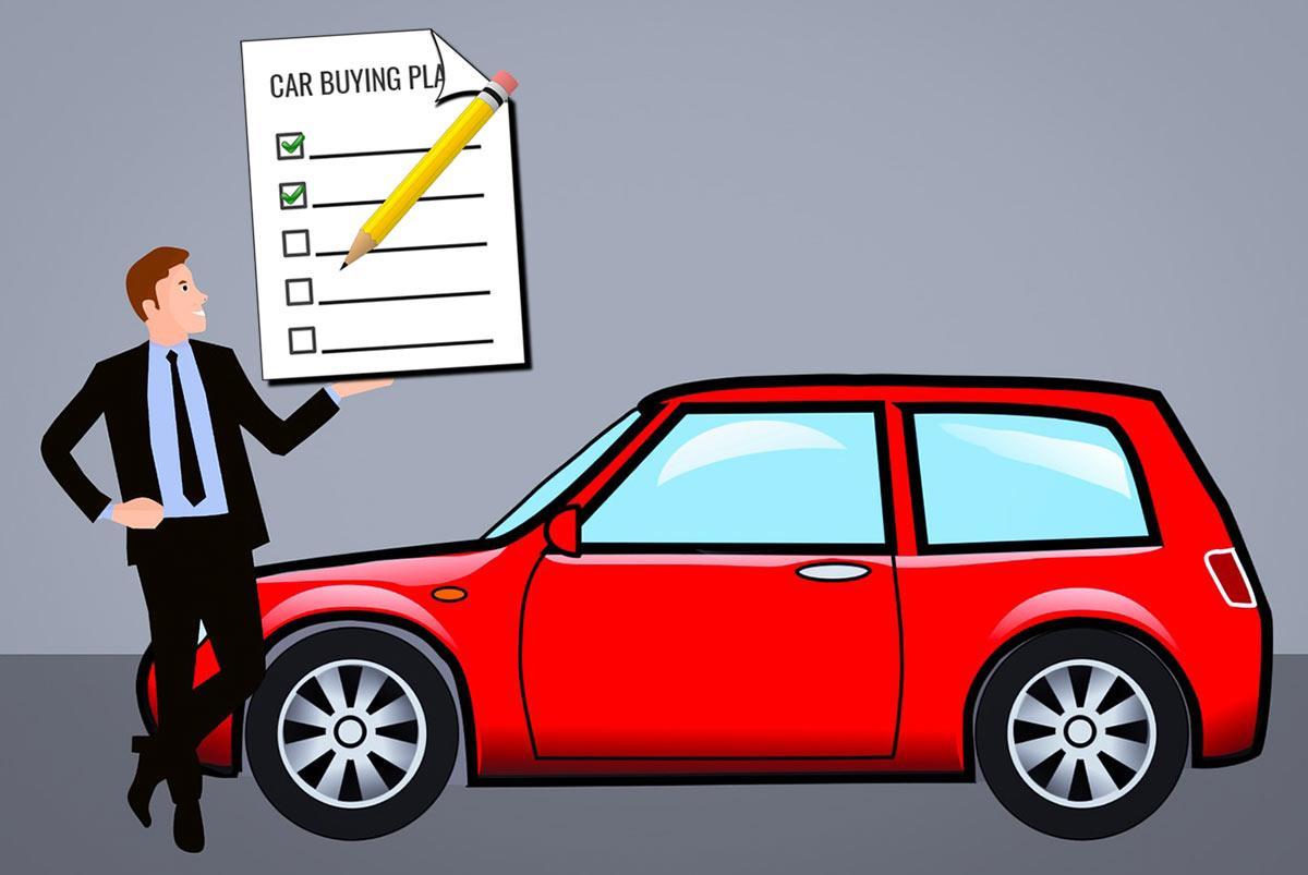 Car Buying Plan