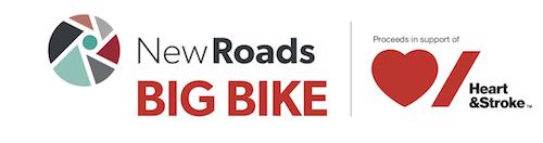 Big Bike for Heart and Stroke