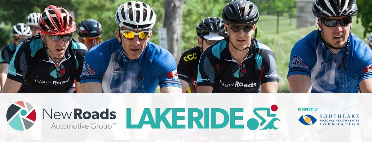 NewRoads LakeRide Cycling Event