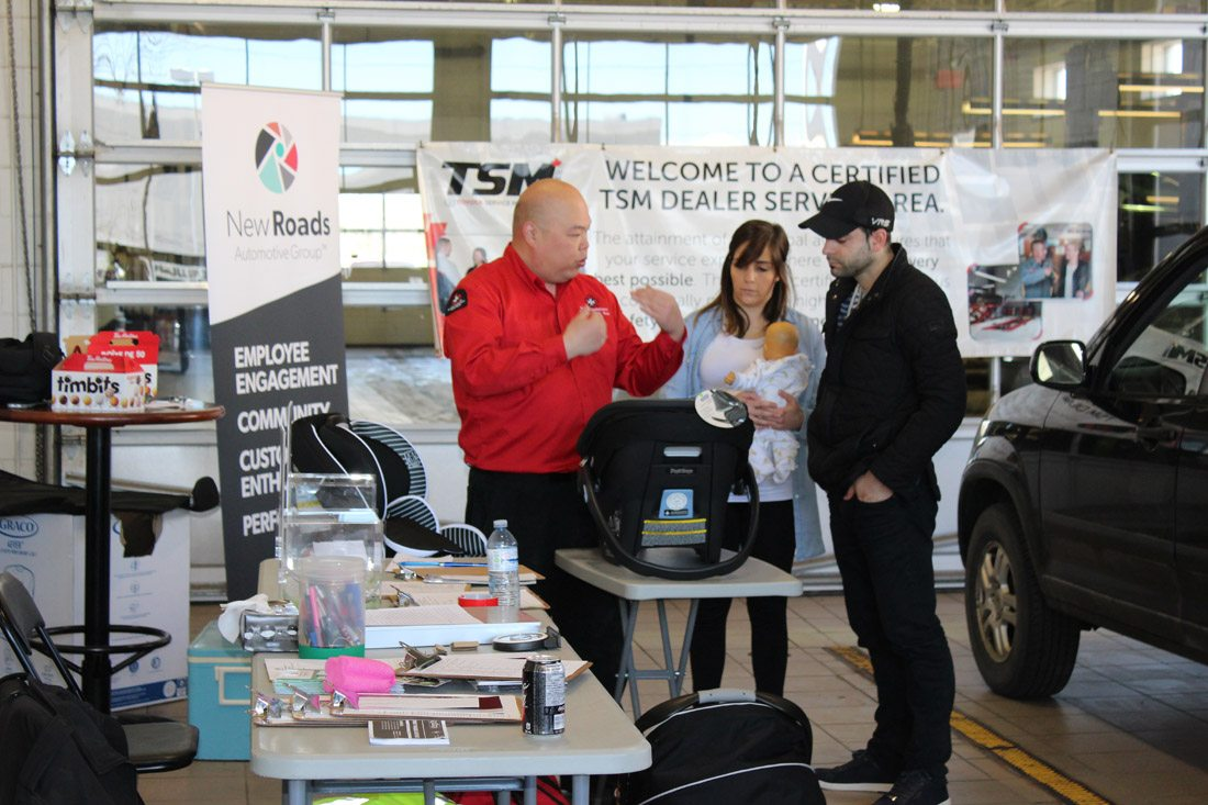 Child Seat Safety Clinics Newmarket