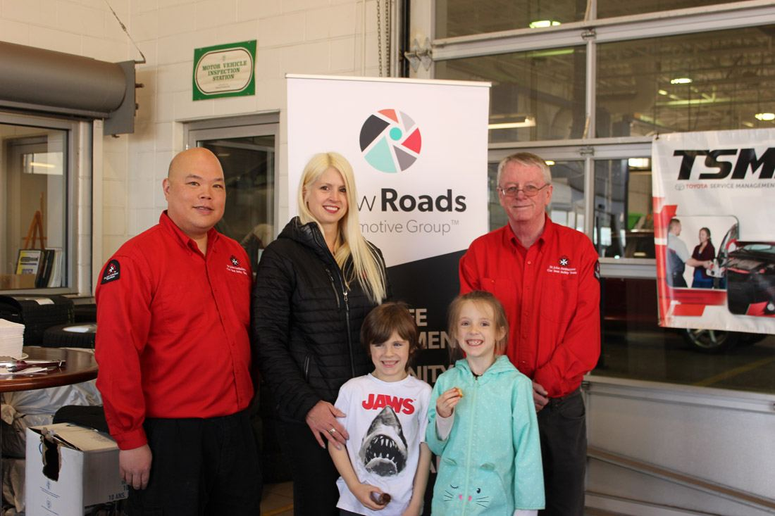 NewRoads Toyota-Child Seat Clinic Newmarket