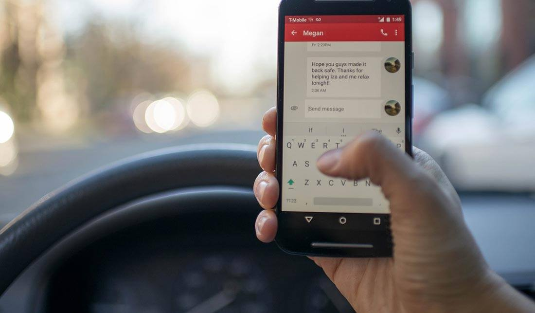 distracted driving laws ontario