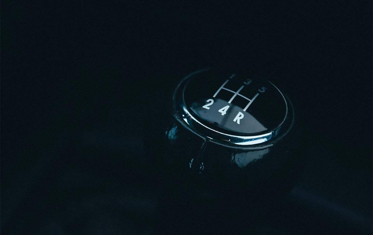 Driving a stick shift tips