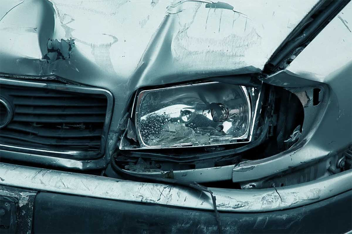 what happens if you total a leased car