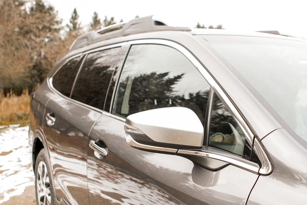 Subaru Outback exterior