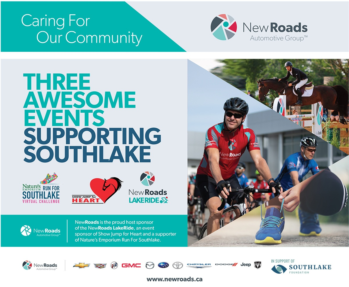NewRoads Supports Southlake Events