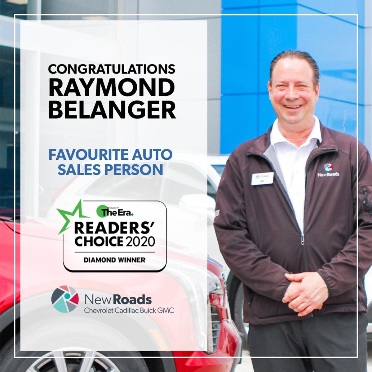 Best Car Sales Person Newmarket