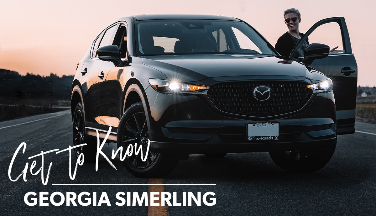 Who is Georgia Simmerling